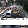 S'poreans react to suggestion of paying $400 a month for HDB parking