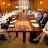 S'poreans disappointed Cabinet meeting has long table but no cabinet