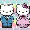 Hello Kitty's boyfriend, Dear Daniel, is also a little girl, not a cat
