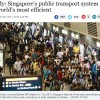 S'poreans agree packing a lot of people on the buses, trains makes system cost efficient