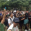 More protesters against fare hike could have showed up at Hong Lim Park if they did not lose their way