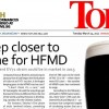 National paper touts Guinness as potential vaccine for HFMD