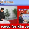 North Korean leader Kim Jong-un congratulates new S'pore president decisive win