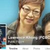 Lawrence Khong still using pro-gay Facebook platform to propagate highly religious views