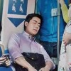 Able-bodied S'porean man had nightmare he was Stomped when he fell asleep on MRT train