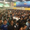 S'poreans to start making love on MRT as there is not much space