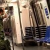 NSF no place to sit down because MRT train carriage full, reports his Third Eye