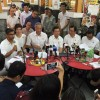 Small turnout causes PAP to hold rally at kopitiam, reservation for 8 pax