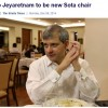 5 types of chairs Philip Jeyaretnam can be when he becomes the new SOTA chair