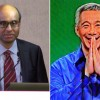 S'poreans compromise: Tharman to be PM, Lee Hsien Loong can be AM