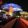Alcohol ban sees Clarke Quay's Read Bridge attracting students looking for conducive quiet place to study