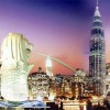 S'pore to merge with M'sia