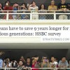 S'poreans react to having to save 9 years longer for retirement than previous generations
