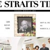 S'poreans anticipate 45-page full-coloured hagiography ST spread on LKY 2nd death anniversary