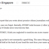 STOMP is the best news portal in Singapore