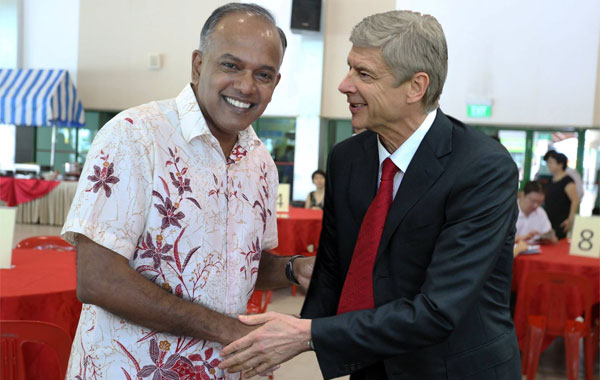 arsene-wenger-singapore-government