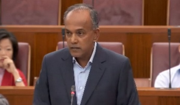 k-shanmugam-in-parliament