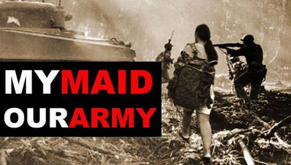my-maid-our-army-app