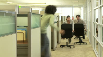 office-racing