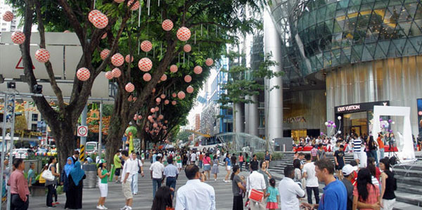 orchard-road-shopping-centres
