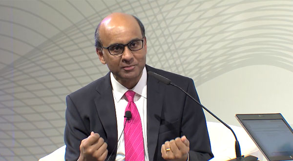 tharman-pm-in-LHL-absence