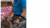 Minister spotted shopping at NTUC