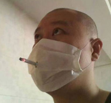 A smoker's approach to beating the haze
