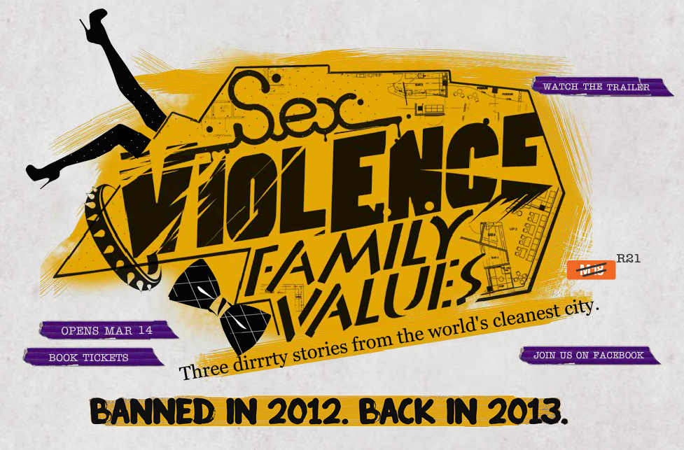 sex violence family values
